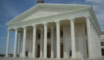 哈萨克斯坦阿斯塔纳国家歌剧芭蕾舞剧院