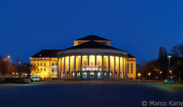 Saarland State Theatre